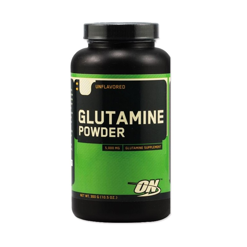Glutamine powder от optimum nutrition