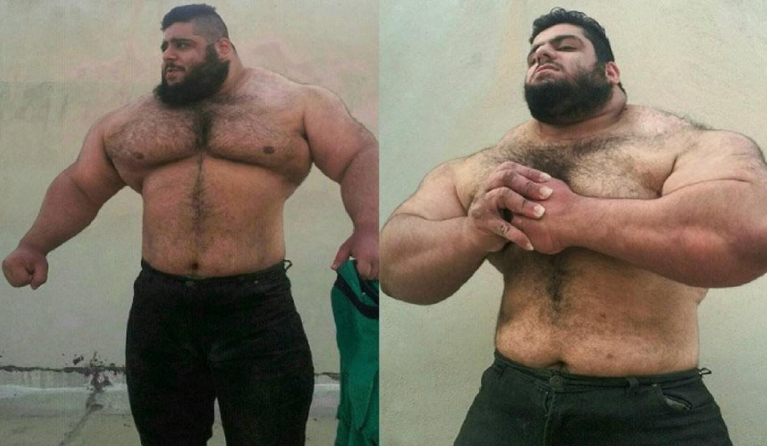 Иранский халк саджад гариби – фармакология, стероиды, побочные эффекты, фотошоп - eurosport