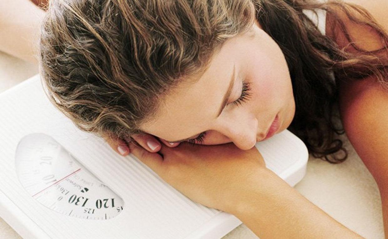 Недосыпание и лишние килограммы