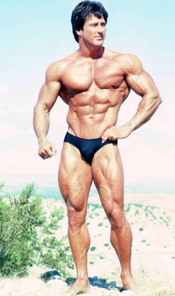 Фрэнк зейн. человек, не желающий стареть   musclelife.ru