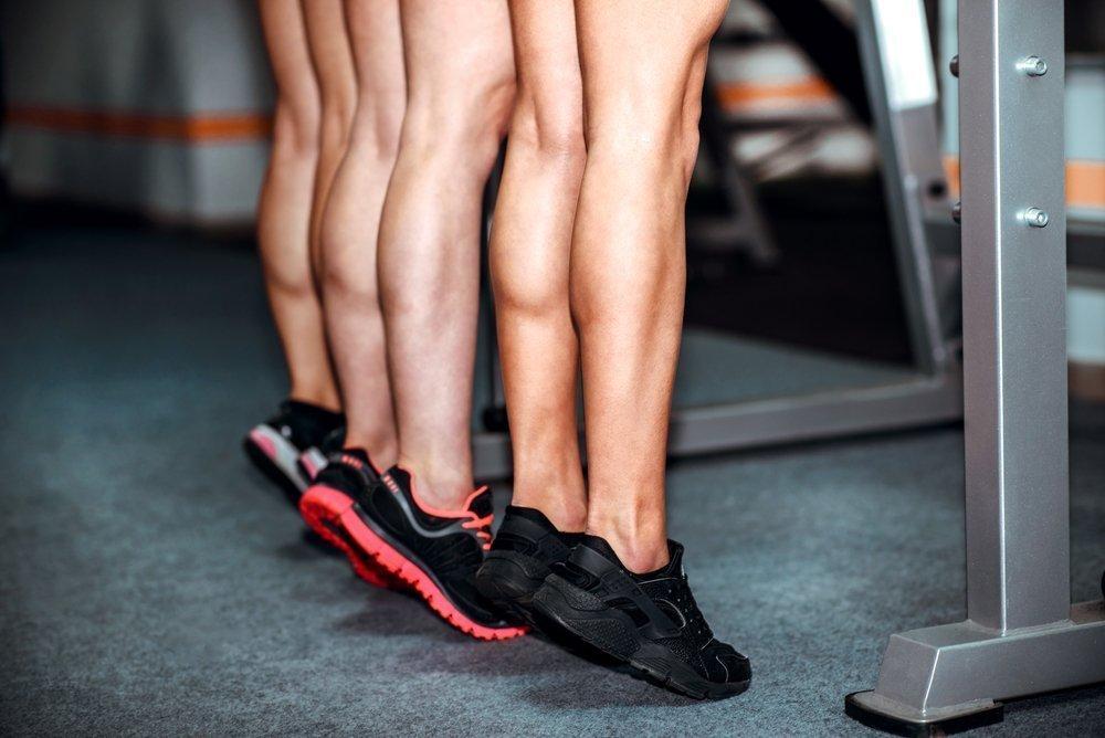 Тренировка ног: как накачать икроножные мышцы (икры ног) девушке и мужчине   rulebody.ru — правила тела
