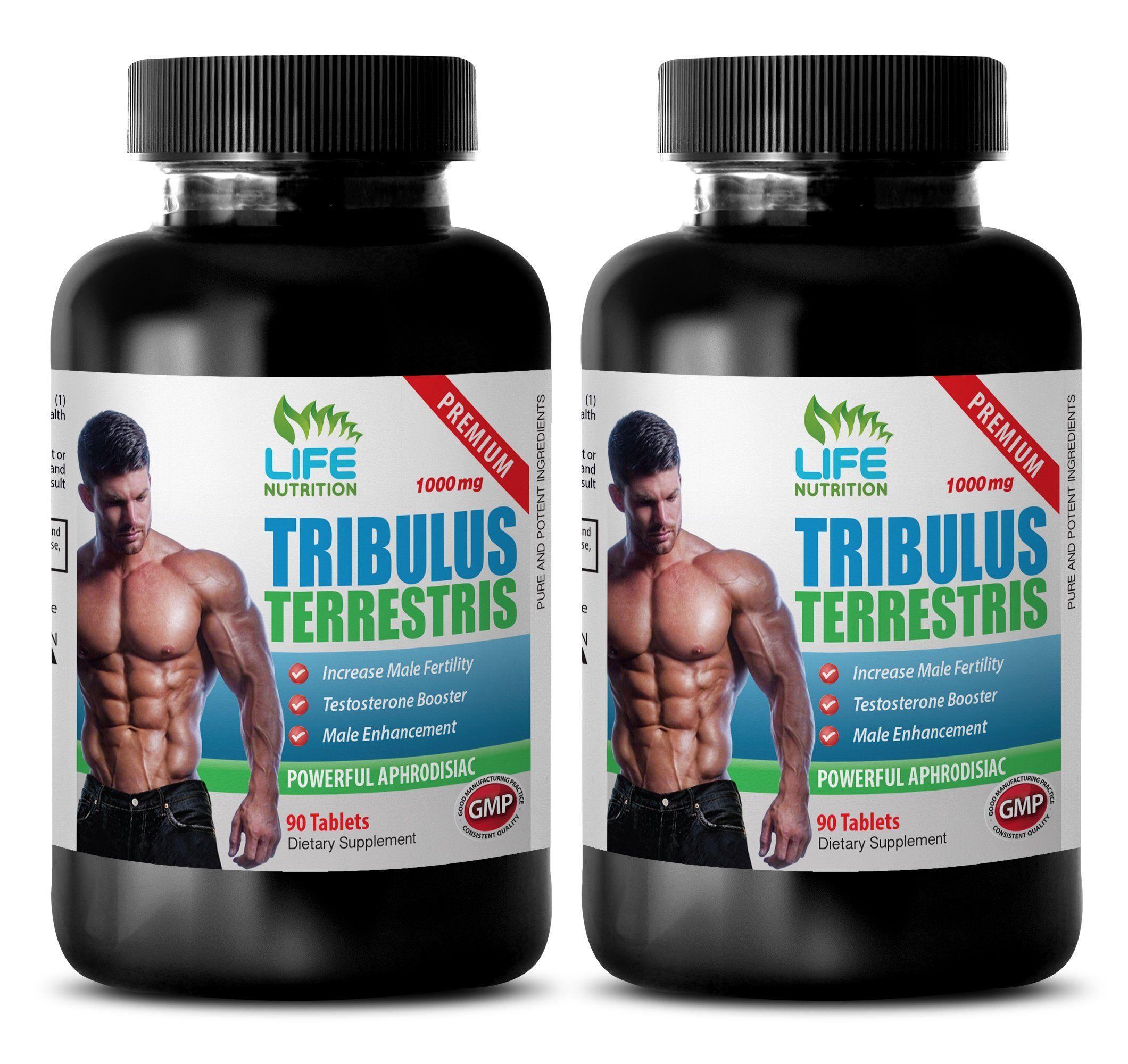Tribulus terrestris для улучшения фертильности, как пить трибулус