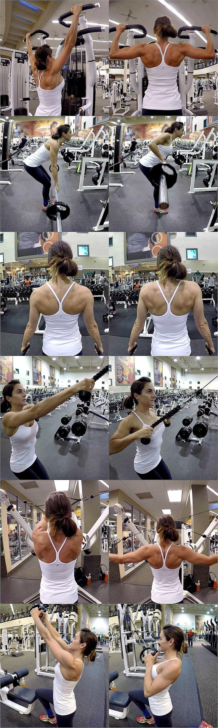 Топ-10 бесполезных упражнений в тренажерном зале для мужчин и девушек