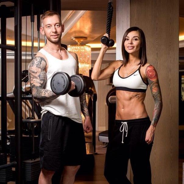 Девушки фитнес-бикини: как они питаются и тренируются