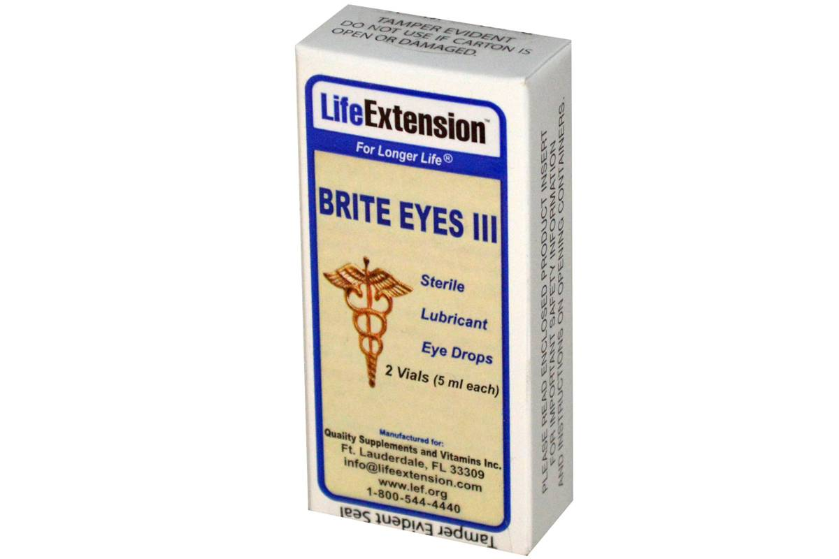 Краткий обзор популярных капель для глаз для улучшения зрения при близорукости