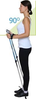 Скандинавские палки: техника, ходьба с палками, для начинающих, как правильно выбрать по росту. скандинавская ходьба с палками — как правильно ходить