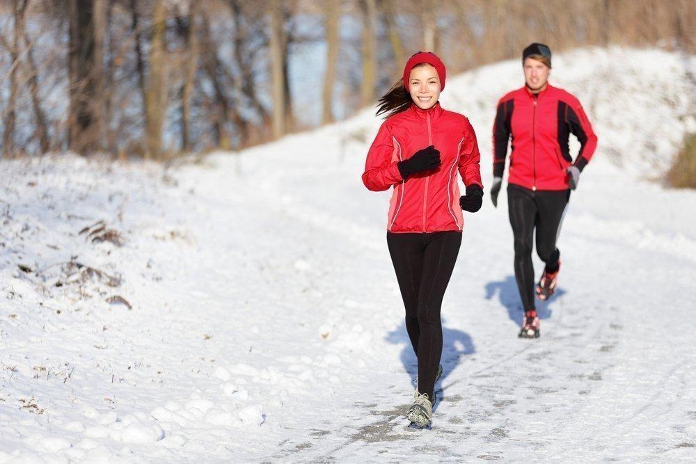 Как правильно бегать зимой?