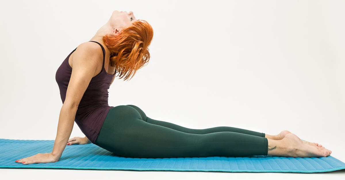 Топ-30 упражнений из йоги для здоровья спины: укрепление и расслабление