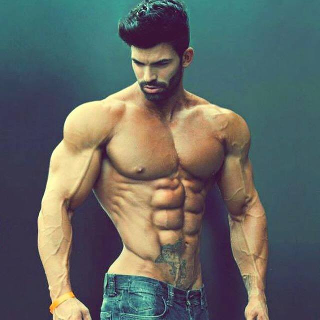 Sergi constance - greatest physiques