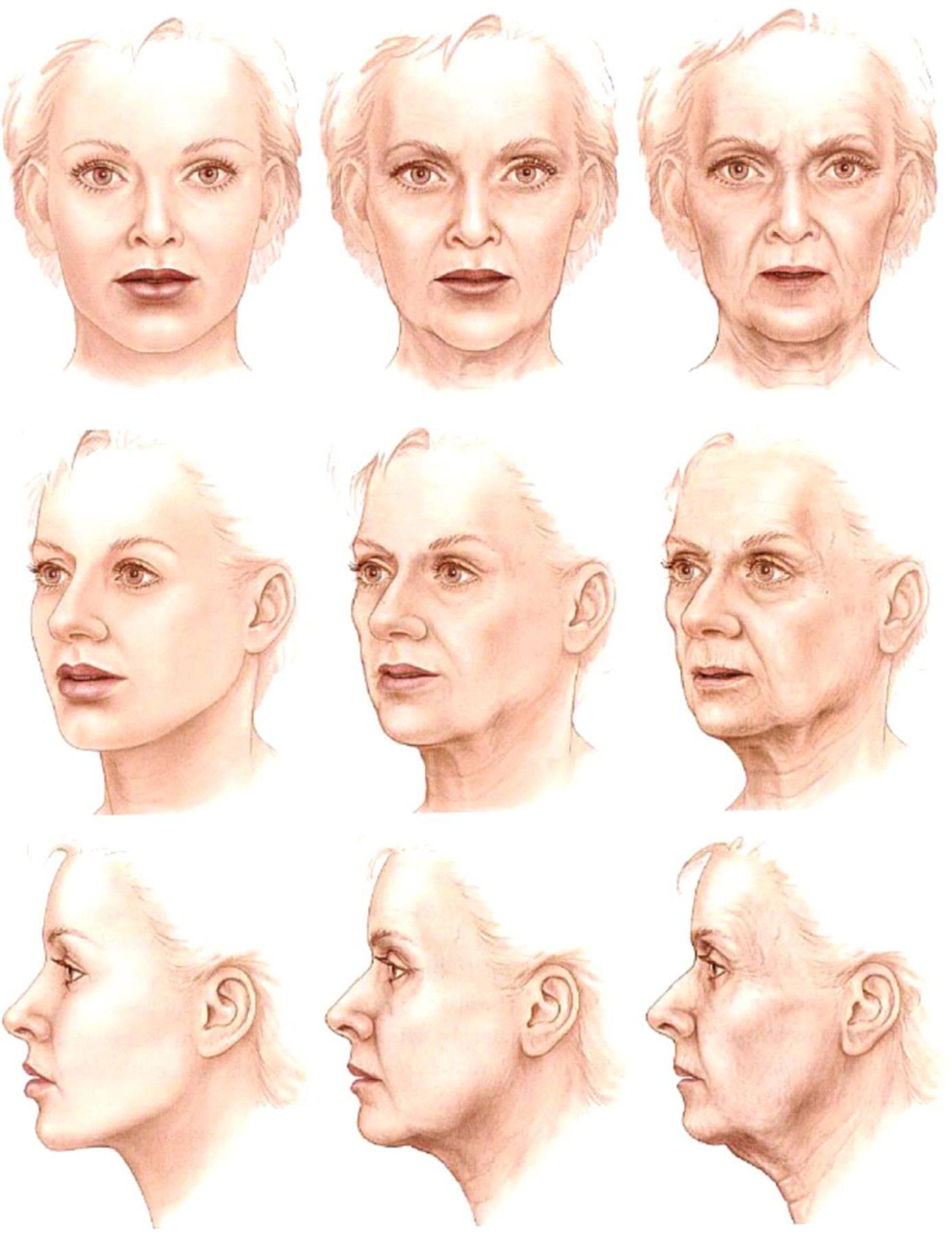 Как женщине можно замедлить старение и продлить привлекательность