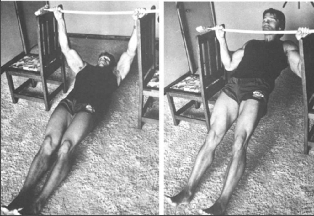 Арнольд шварценеггер в бодибилдинге: биография, программа тренировок