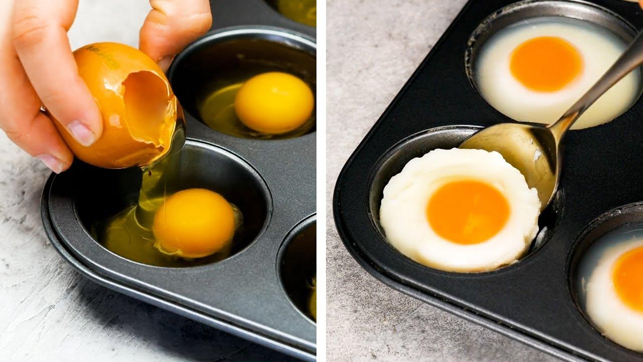 Как варить яйца | сколько варить яйца