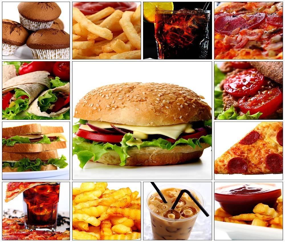 Самые вредные продукты питания для здоровья
