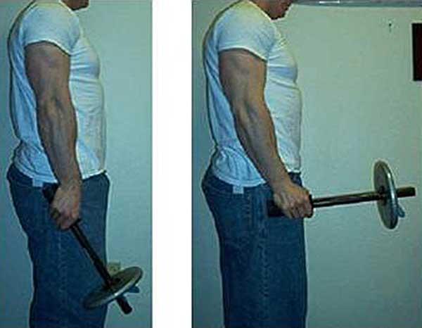 Как накачать кисти рук в домашних условиях упражнения