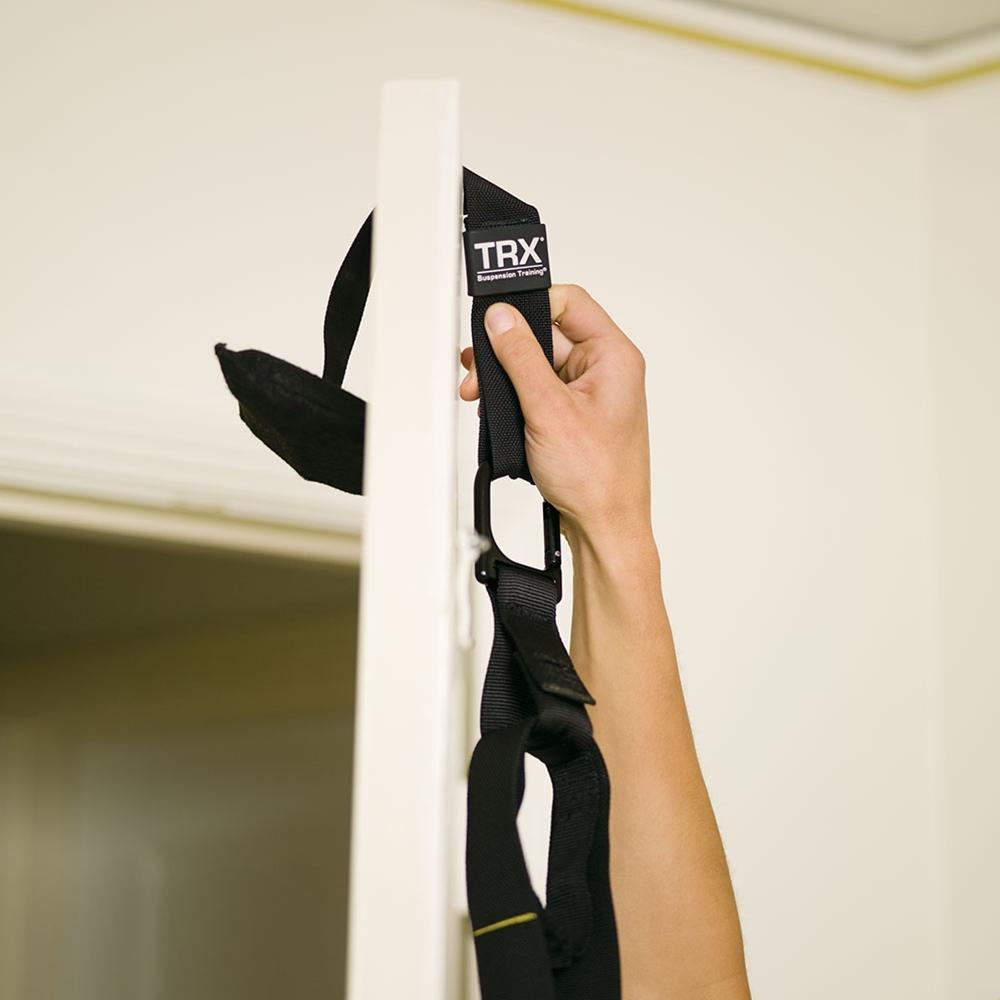 Trx-петли: функциональный снаряд для дома и улицы