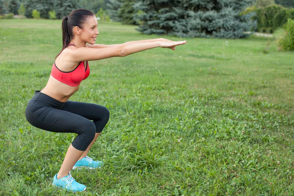 5 ежедневных упражнений, которые нужно делать всем женщинам после 40