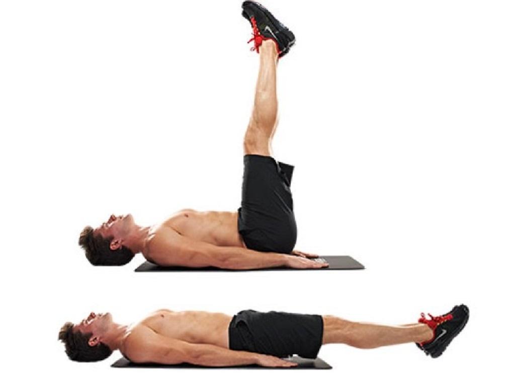 Подъем ног сидя: делаем упражнение правильно | proka4aem.ru