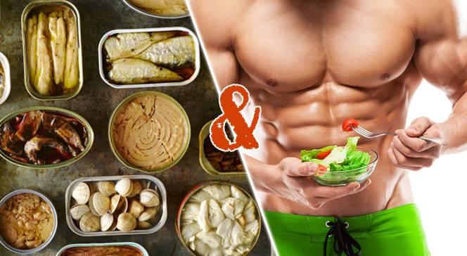 Сушка тела для мужчин: диета для сушки тела, программа тренировок на неделю
