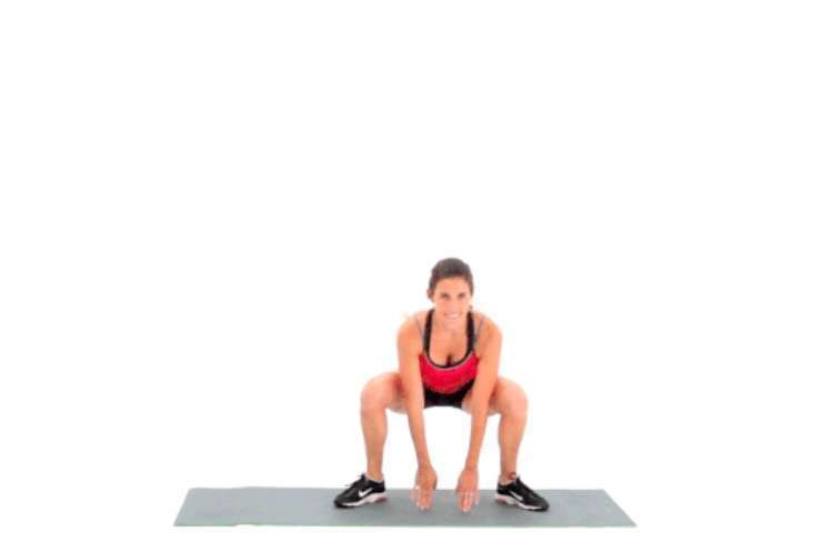 Упражнение лягушка для ног лежа на спине. как правильно делать упражнение лягушка для растяжки, ног и пресса? упражнение лягушка для растяжки ног