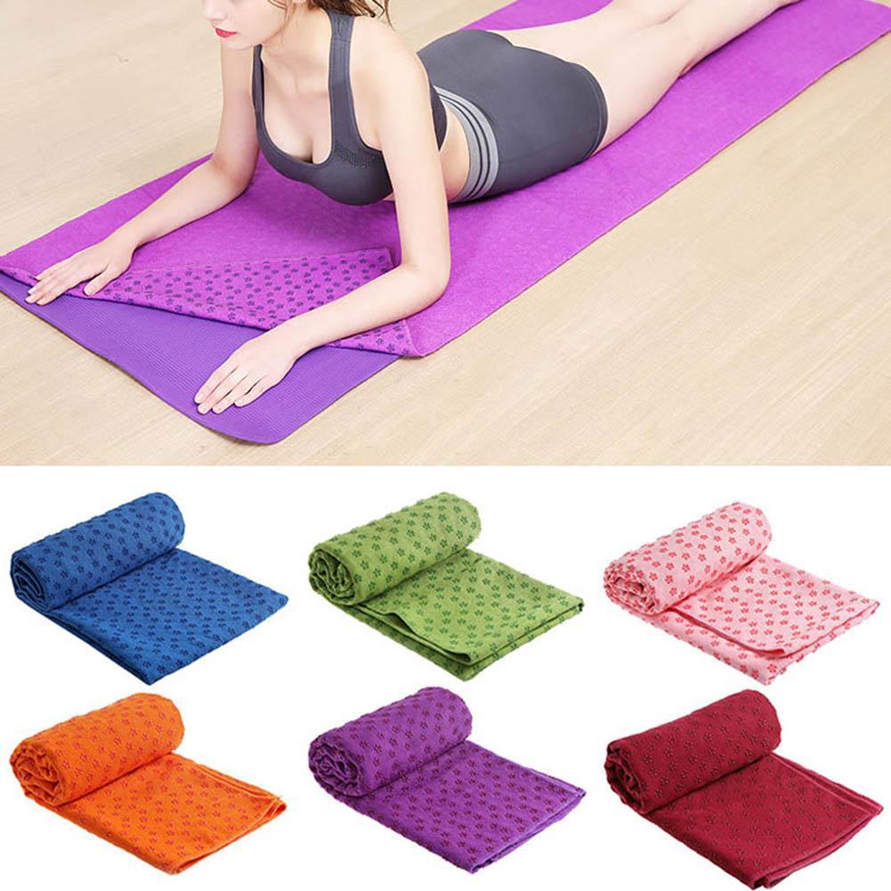 Как выбрать хороший коврик для йоги или фитнеса?