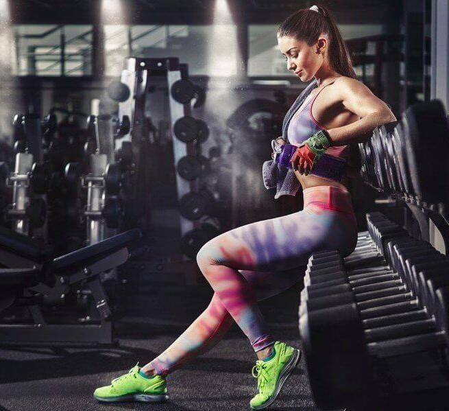 Фитнес для мужчин и для женщин - образ жизни