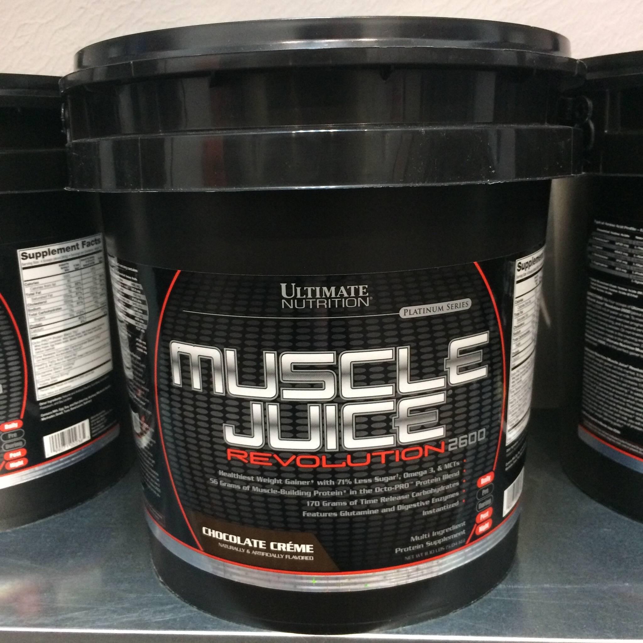 Muscle juice revolution 2600 ultimate nutrition описание, состав, как принимать