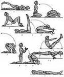 Упражнения на развитие равновесия