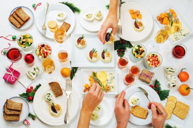 Как есть и не толстеть - что кушать, чтобы не поправляться
