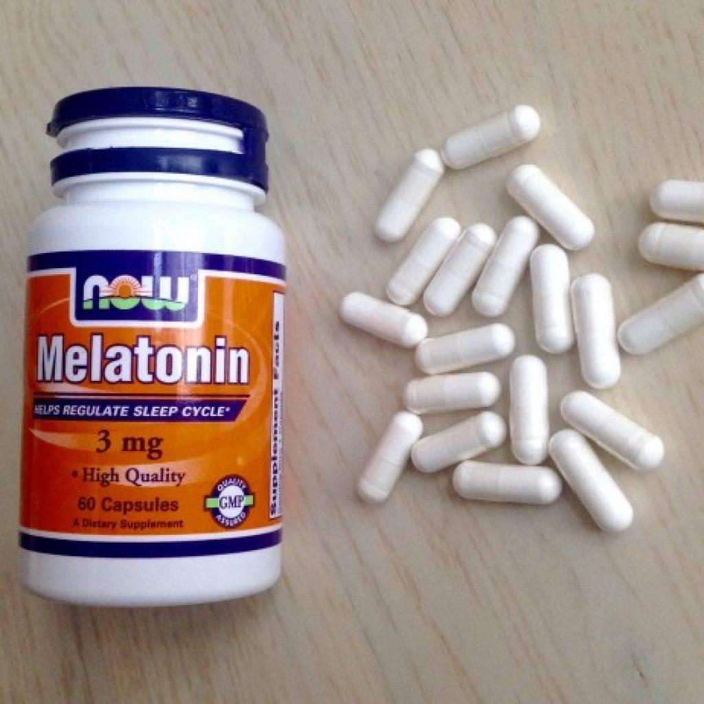 Для чего применяется мелатонин в виде таблеток