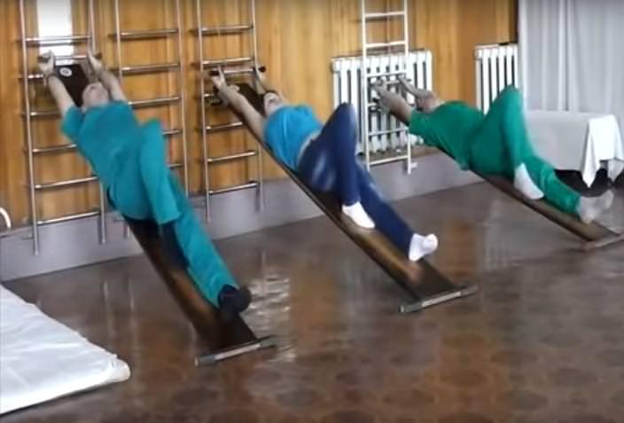 Доска евминова: упражнения для позвоночника