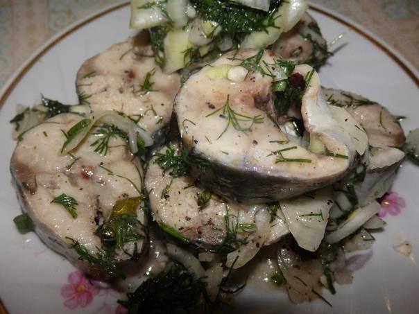 Сагудай из скумбрии – пошаговый рецепт с фото приготовления