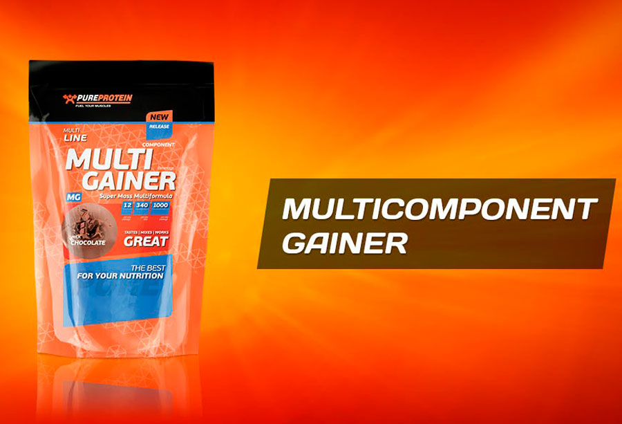 Multicomponent gainer от pureprotein: как принмать, отзывы