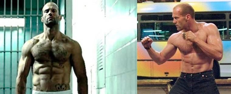 Джейсон стэтхэм где качается. как сделать идеальное тело: секреты джейсона стэтхэма. жиросжигающая тренировка джейсона — видео
