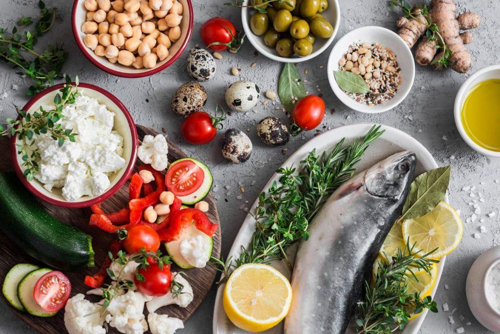 Средиземноморская диета — путь к стройной фигуре