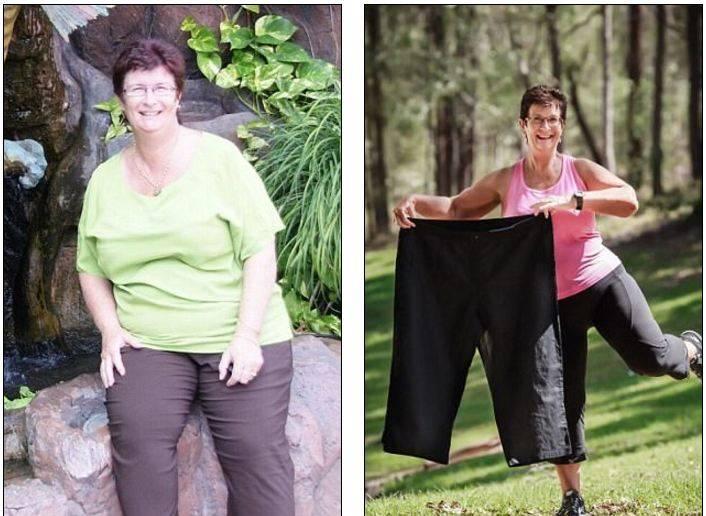 Как похудеть в домашних условиях после 50 лет?