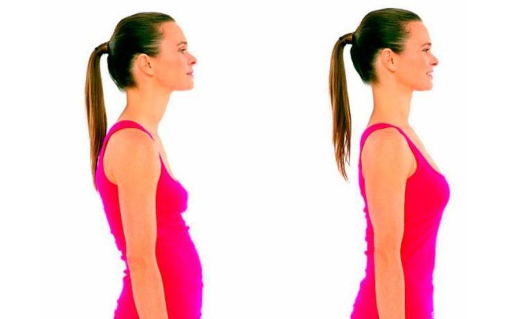 Топ-30 лучших упражнений для улучшения осанки (фото)