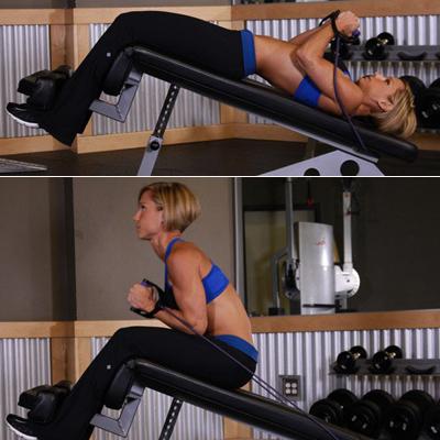 Лучшие комплексы упражнений для похудения девушек в тренажерном зале