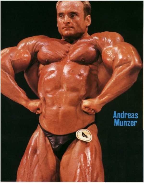 Андреас мюнцер / andreas munzer - бодибилдинг форум ironflex - тренируйся правильно