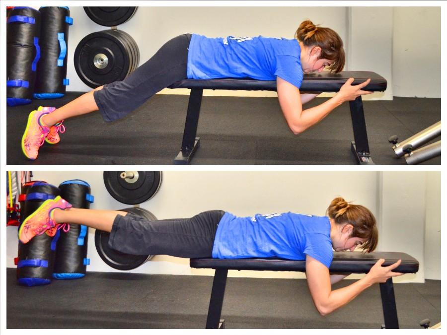 Подкачаться к лету: упражнения без нагрузки на спину :: тренировки ::  «живи!