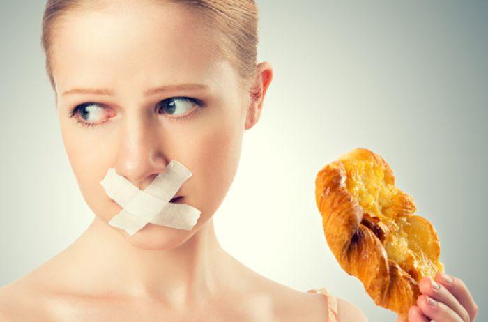 Срыв с диеты - что делать, как вернуться к похудению и упражнениям, перестать срываться