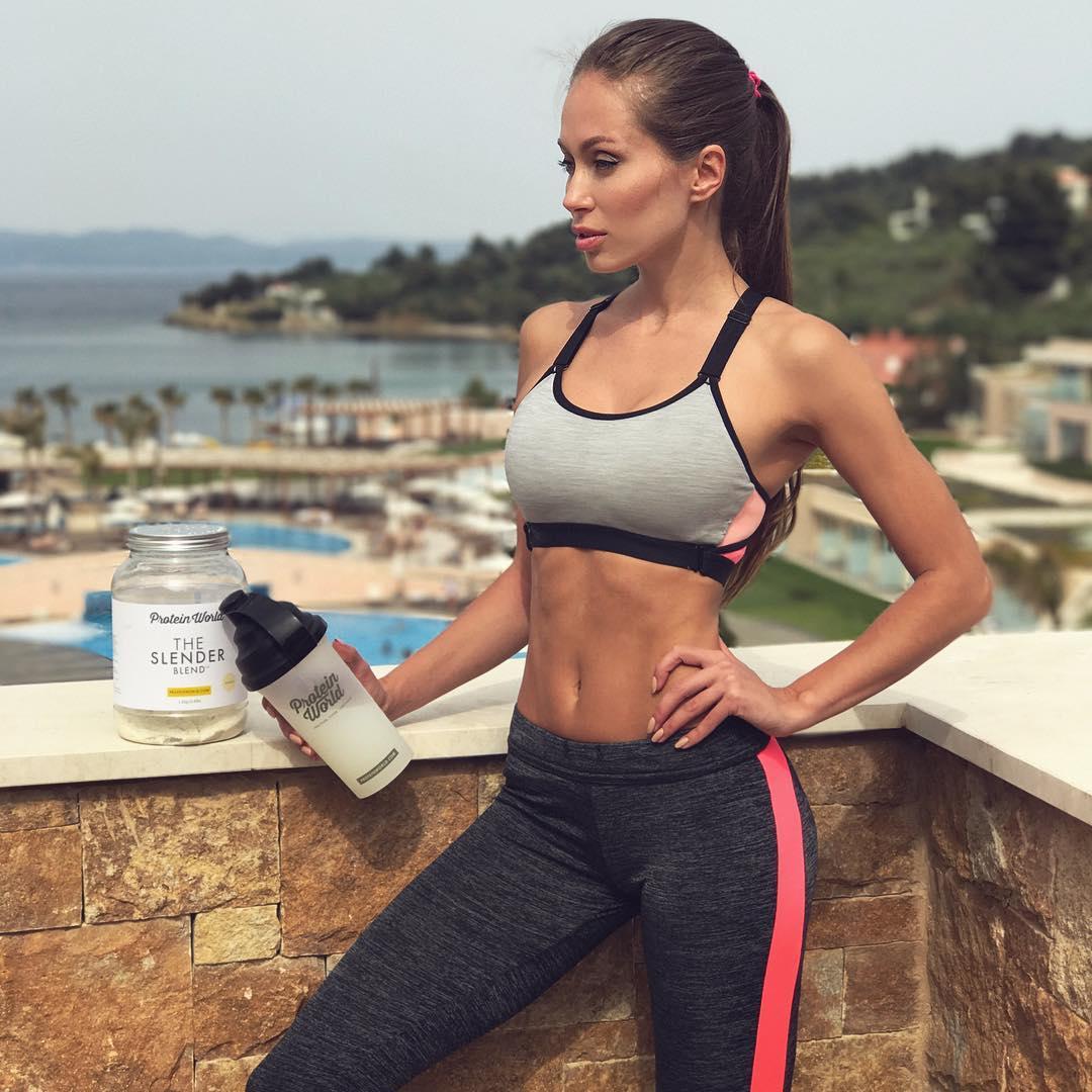 Галинка миргаева. интервью с моделью: «спорт для меня – образ жизни!»