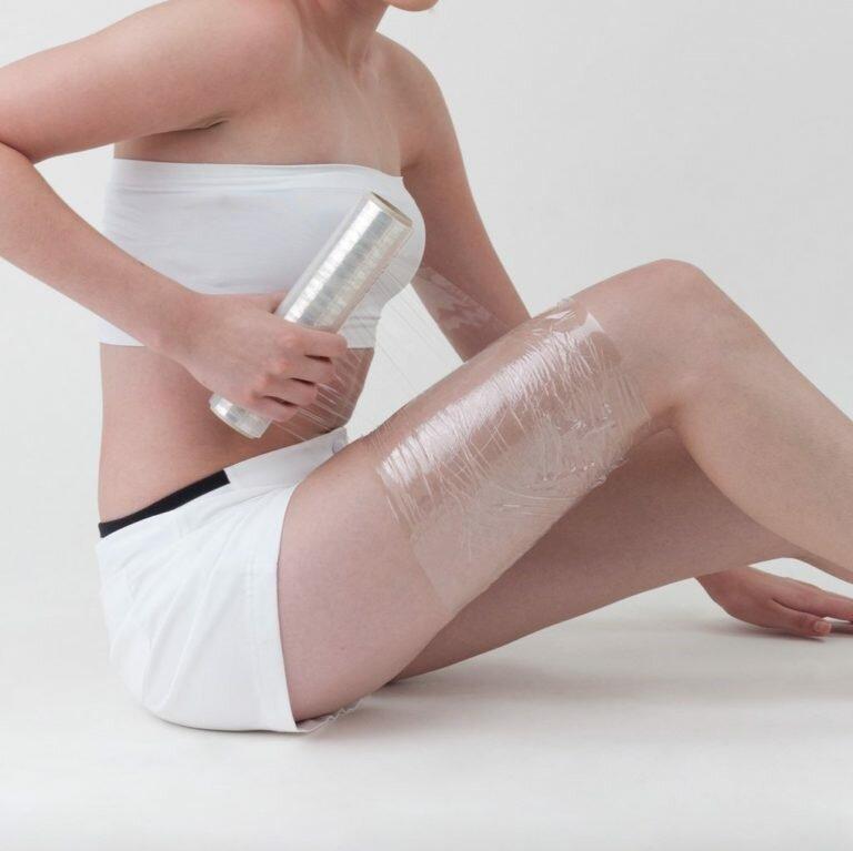 Как правильно сделать эффективное антицеллюлитное обёртывание для похудения в домашних условиях, холодное, горячее. средства и маски для антицеллюлитного обёртывания | inwomen