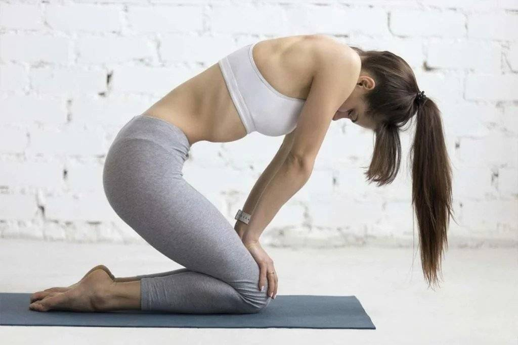Упражнение вакуум для плоского живота