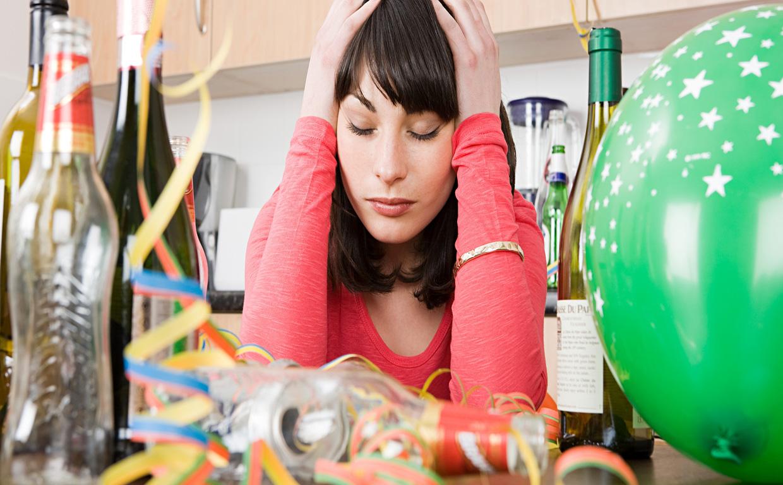Как очистить организм после праздников: простые рецепты после нового года