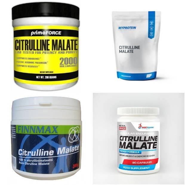 Цитруллин - пауэрлифтинг, бодибилдинг, программы тренировок, спортивное питание