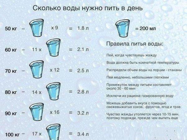 Правильный питьевой режим: когда, что, сколько и как?