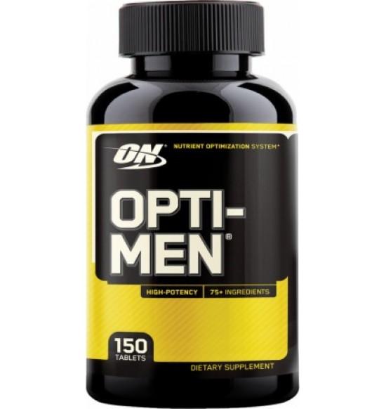 Opti men от optimum nutrition: состав, описание, польза