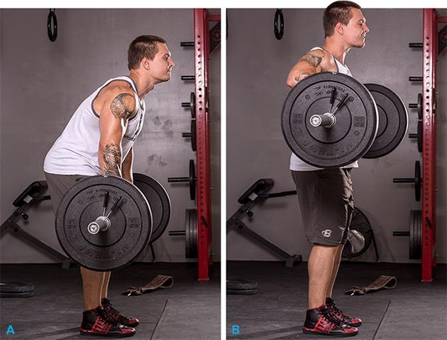 Становая тяга: 8 вариантов упражнения, которые стоит попробовать всем :: тренировки :: «живи!