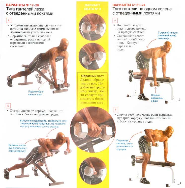 Жим гантелей лёжа на наклонной скамье. лучшее упражнение для роста груди!