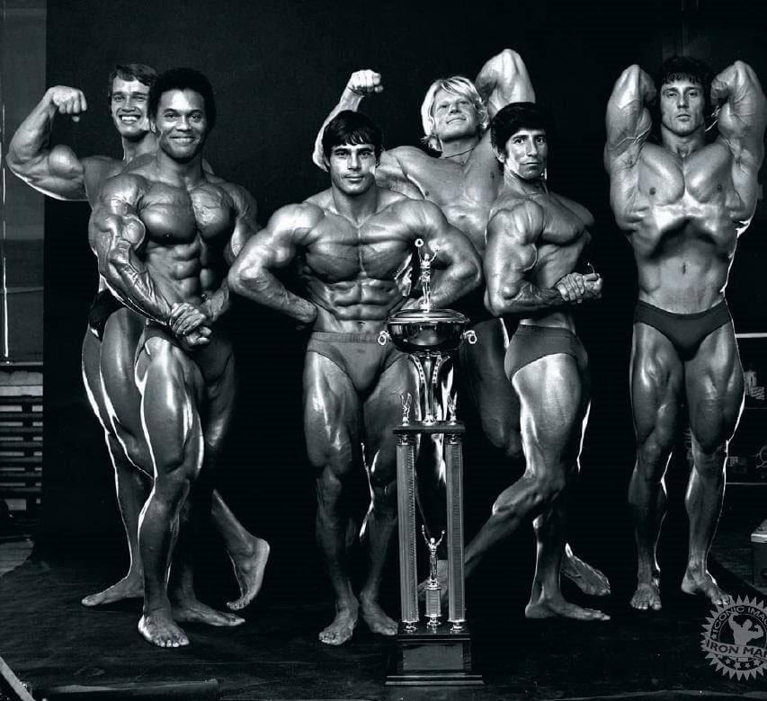 4 лучших бодибилдера «Золотой эры» — кто они и как выглядели их тела?